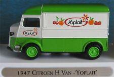Matchbox 1947 CITROEN TYPE H VAN YTF 3 - YOPLAIT BOXED