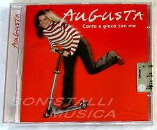 AUGUSTA - CANTA E GIOCA CON ME - CD Sigillato