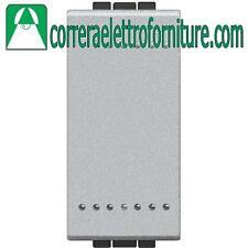 BTICINO LIVINGLIGHT tech interruttore 10A NT4001N