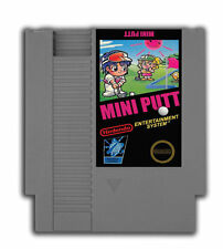 Mini Putt - Nintendo NES Game  Mini Golf - Translation - Sports -