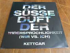 """KETTCAR - Der süße Duft der Widersprüchlichkeit - 10"""" Vinyl /// Neu & OVP"""