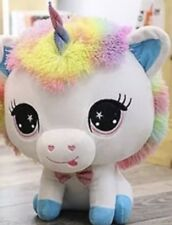 Bluesy Hooves Magical Unicorn Stuffed Animal New With Tags NWT