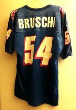 """Tedy Bruschi"",  Patriots Jersey by Champion, size 44"