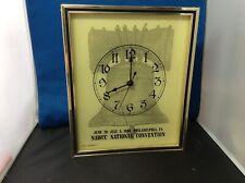 Nawcc National Convention 1983 Clock By Karl Barathy