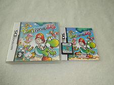 Yoshi`s Island DS Nintendo DS Spiel komplett mit OVP und Anleitung