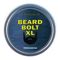Beard Bolt XL | Facial Hair Growth Stimulating Beard Balm | Premium Conditioner