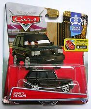 CARS 2 - GEARETT TAYLOR - Mattel Disney Pixar