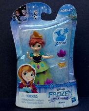 HASBRO DISNEY PRINCESS Little Kingdom ANNA Coronation Outfit Snap-Ins NEW
