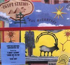 Paul McCartney Egypt Station CD 2 BONUS TRACKS The Beatles NEW! sealed