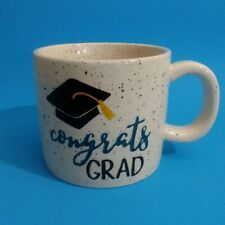 """Congrats Grad"" Tea Cocoa Beverage Coffee Cup Mug School College Gift Large 22oz"