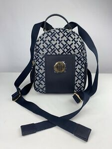 Tommy Hilfiger Small Backpack  Navy Blue NEW WITH TAGS