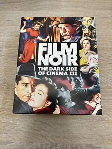 FILM NOIR DARK SIDE OF CINEMA III Blu-ray Abandoned Lady Gambles Sleeping City