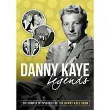 DVD  -  DANNY KAYE  LEGENDS  (2015)    (NEW / NIEUW / NOUVEAU - SEALED)