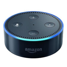 Amazon Echo Dot Multimedia Bluetooth Wireless Smart Speaker With Alexa - Black