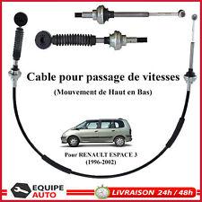 Cable de vitesse Renault Espace 3 2,0 16 1,9 dti 2,2 Dci 2,2L TD DT = 6025306288