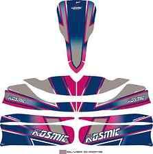 2015 Kosmic Style Complet Kart Kit Autocollant-Karting-Otk-jakedesigns