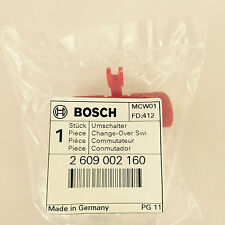 2609002160 Change-Over Switch , Conmutador : Genuine BOSCH  spare-part