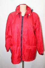 KWAY SEA WORLD PARKA MARIN CIRE ROUGE M TAILLE GRAND
