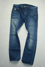 G-Star 3301 Raw Denim Slim Fit Jeans  Elwood  - W32/L30 > Maße