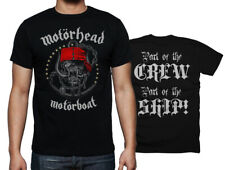 Motorhead`s Motorboat 2014 Official Men T-shirt