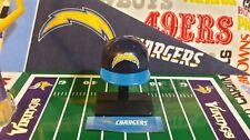 NFL Mad Lids Los Angeles Chargers Mini Cap w/display stand/sticker sheet set