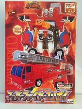 [NIB] Takara Transformers Cybertron C-001 Optimus Prime Super Fire Convoy