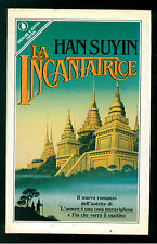 SUYIN HAN LA INCANTATRICE SPERLING & KUPFER 1986 PANDORA 318 PRIMA EDIZIONE