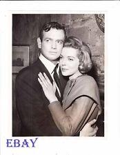 David Janssen Barbara Bain Vintage Photo Richard Diamond Private Detective