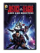 Justice League: Gods and Monsters (Dvd) - Dvd By Benjamin Bratt - Good