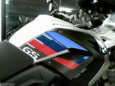 KIT ADHESIVO 3D RESINA PROTECCIÓN LATERAL COMPATIBLE MOTO BMW GS R1200 2008-2012