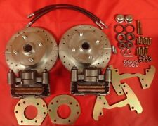 1964 1965 1966 fairlane front disc brake changeover 6 cylinder disc brakes 4 LUG