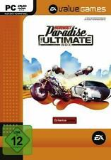 BURNOUT PARADISE THE ULTIMATE BOX * DEUTSCH Neuwertig