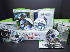 xBox 360 Games Lost Planet Extreme Condition,Crysis 2, Armored Core 4, Section 8