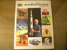 REVELL catalogue/catalogo 1969 - Construction Kits - ITALIAN EDITION