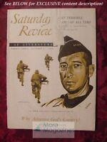 Saturday Review October 21 1950 MARK CLARK ROBERT SHERWOOD EDGAR ANSEL MOWRER