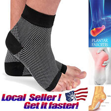 Plantar Fasciitis Ankle Support Brace for Sports Ankle Compression Foot Sleeve F