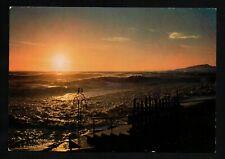 Golfo Tigullio - Cavi - Mareggiata al tramonto