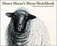 Henry Moore's Sheep Sketchbook, Paperback by Moore, Henry, Brand New, Free P&...