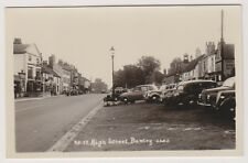 More details for yorkshire (west) postcard - high street, bawtry - rp (a5)