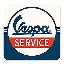 Vespa Servicio Corcho Base Bebidas Tapete / Posavasos (Na )