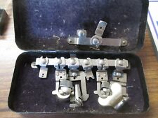 New listing VintageRotary Sewing Machine Attachments w/ Box