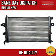 VAUXHALL ASTRA G MK4 / ZAFIRA A 1.4 1.6 1.8 2.2 MANUAL RADIATOR WITH A/C *NEW*