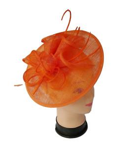Ladies Day Royal Ascot Floral Weddings Hat Fascinator Clip Band