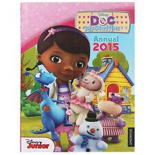DISNEY DOC MCSTUFFINS 2015 ANNUAL (HARDBACK), KID'S BOOK RRP £7.99 - BRAND NEW