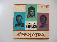 Nico Fidenco – Cleopatra - Copertina Per Disco Vinile 45 Giri (NO DISCO)