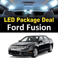 For 2006 - 2011 2012 Ford Fusion LED Lights Interior Package Kit WHITE 11PCS