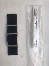 Genuine TUDOR Black Bay 22mm Nato Zulu Strap BNIP In Black
