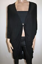 Taking Shape Brand Black 3/4 Sleeve Statement Cardy Plus Size M (18) BNWT #TP71