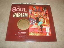 Orchestra Del Oro Soul Of Harlem Sonodor STEREO LP 1962 Juan Del Oro Don Costa