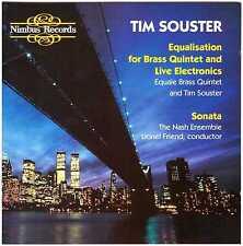 TIM SOUSTER Equalisation for Brass Quintet & Live Electronics / Sonata CD Nimbus
